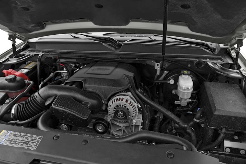 2011 Chevrolet Suburban 2500 Exterior Photo