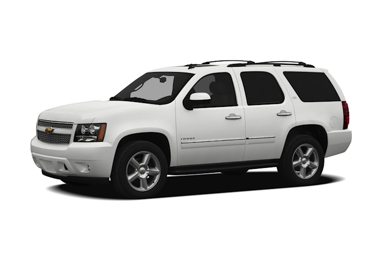 2011 Chevrolet Tahoe Exterior Photo