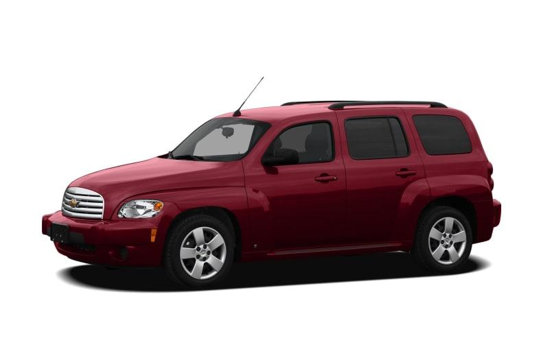 2011 Chevrolet HHR Exterior Photo