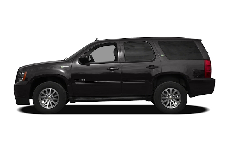 2011 Chevrolet Tahoe Hybrid Exterior Photo