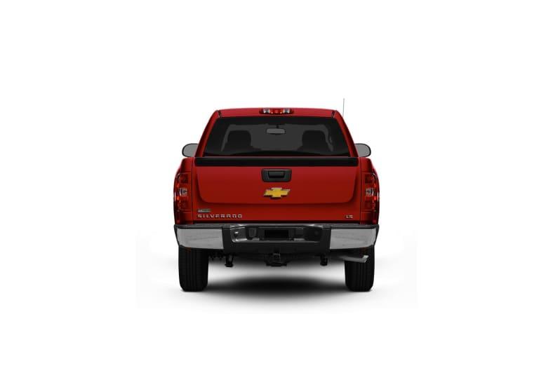 2011 Chevrolet Silverado 1500 Exterior Photo