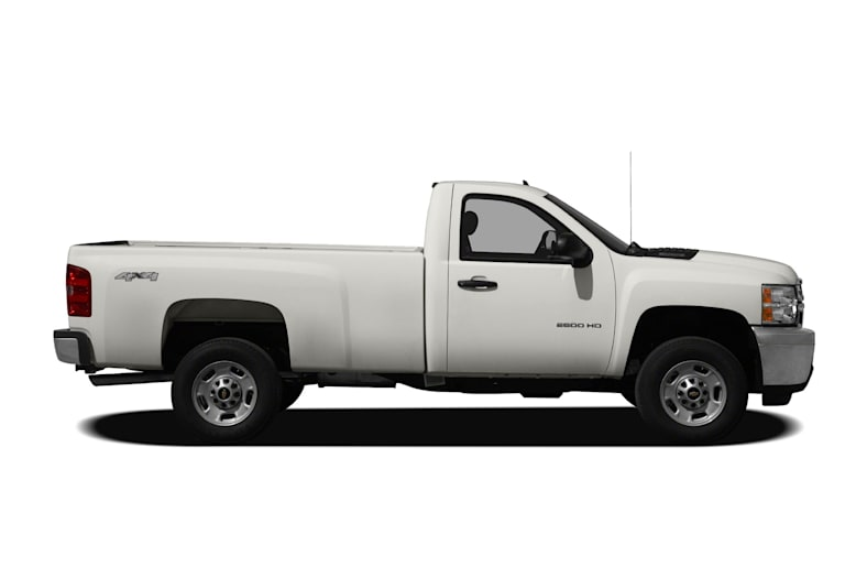 2011 Chevrolet Silverado 2500HD Exterior Photo