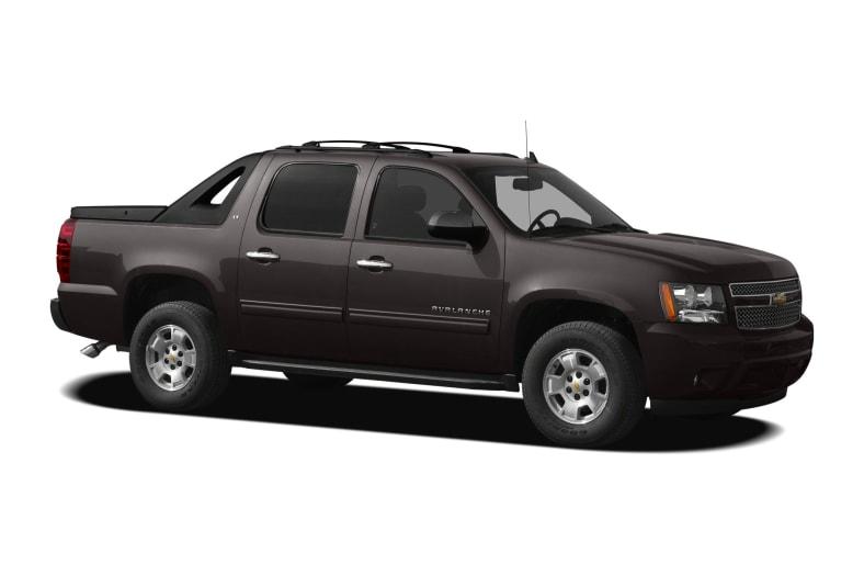 2011 Chevrolet Avalanche 1500 Exterior Photo