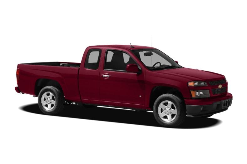 2011 Chevrolet Colorado Exterior Photo