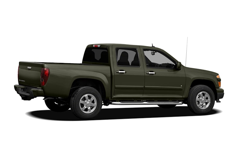 2011 Chevrolet Colorado Exterior Photo