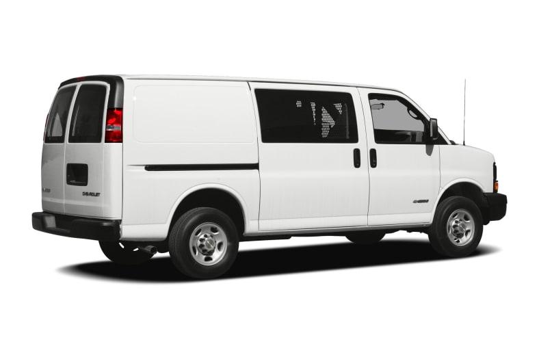 2011 Chevrolet Express 1500 Exterior Photo