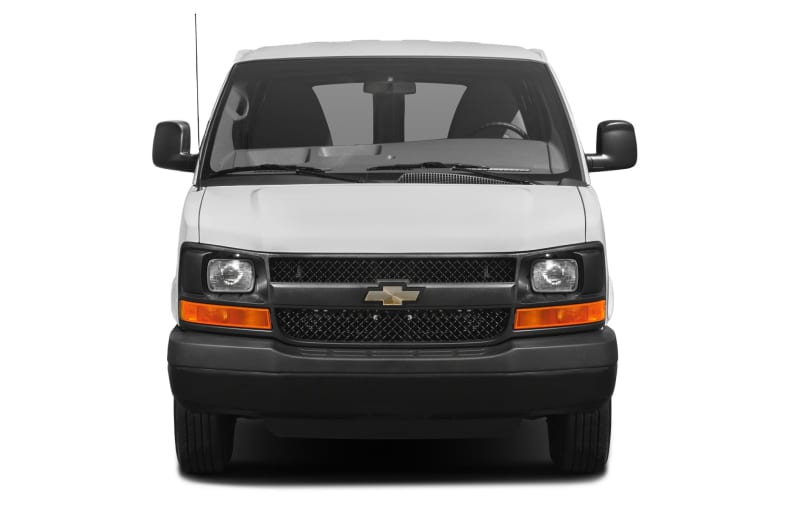 2012 Chevrolet Express 3500 Exterior Photo