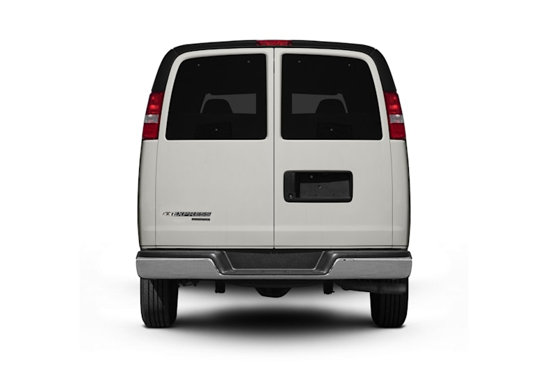 2011 Chevrolet Express 3500 Exterior Photo
