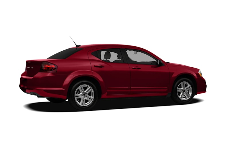 2011 Dodge Avenger Exterior Photo