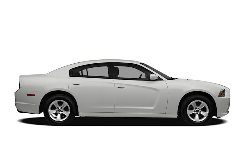 2011 Dodge Charger Exterior Photo