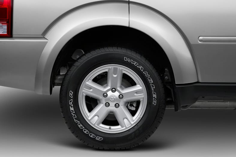 2011 Dodge Nitro Exterior Photo