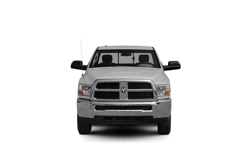 2011 Dodge Ram 2500 Exterior Photo
