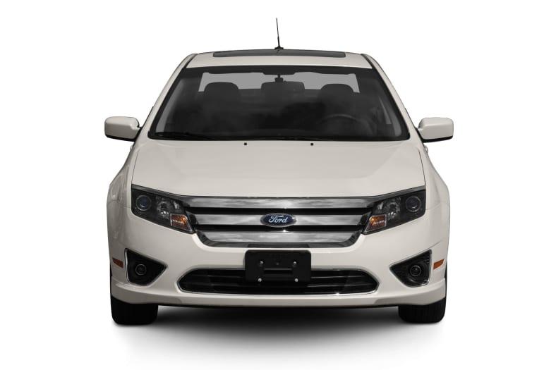 2011 Ford Fusion Hybrid Exterior Photo