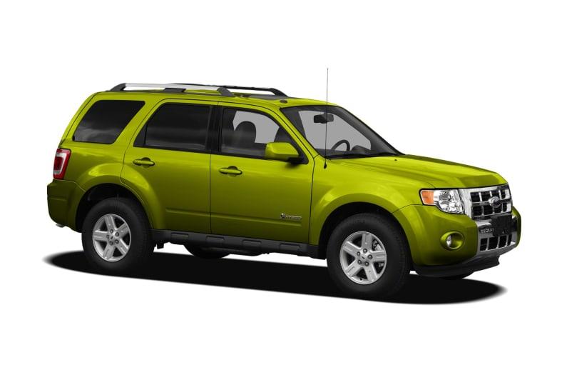 2011 Ford Escape Hybrid Exterior Photo