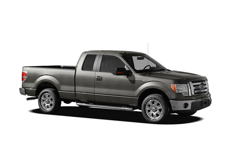2011 Ford F-150 Exterior Photo