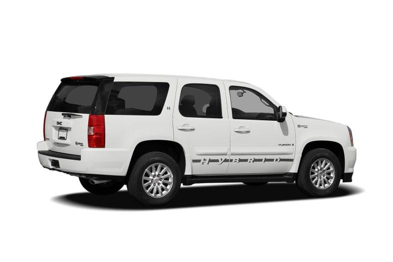 2011 GMC Yukon Hybrid Exterior Photo