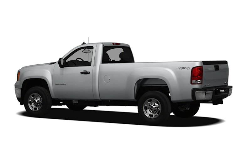 2011 GMC Sierra 3500HD Exterior Photo