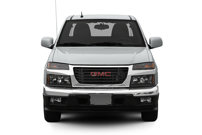 2011 GMC Canyon Exterior Photo