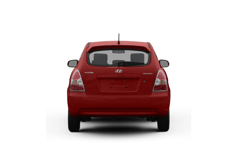 2011 Hyundai Accent Exterior Photo