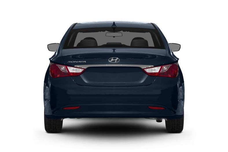 2011 Hyundai Sonata Exterior Photo