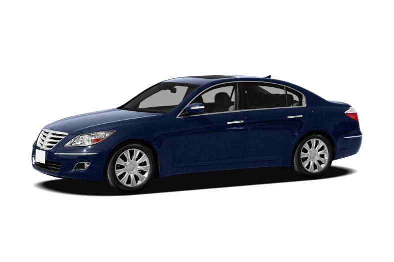 2011 Hyundai Genesis Exterior Photo