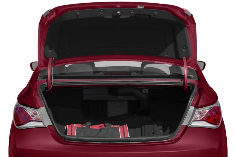 2013 Hyundai Sonata Hybrid Exterior Photo