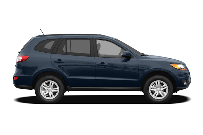 2011 Hyundai Santa Fe Exterior Photo
