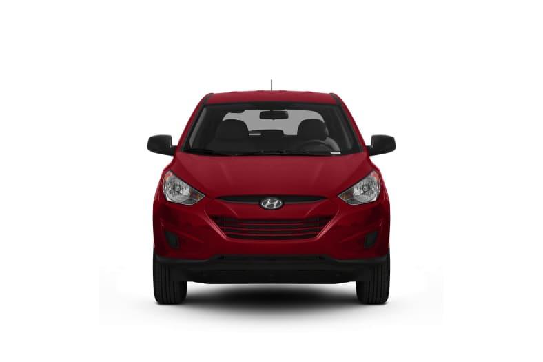 2011 Hyundai Tucson Exterior Photo