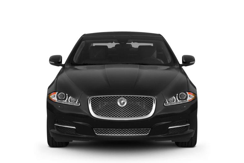 2011 Jaguar XJ Exterior Photo
