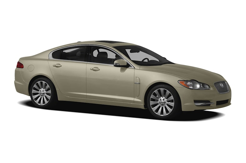 2011 Jaguar XF Exterior Photo