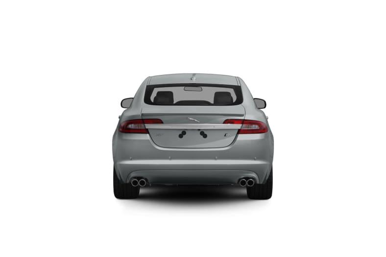 2011 Jaguar XF Exterior Photo