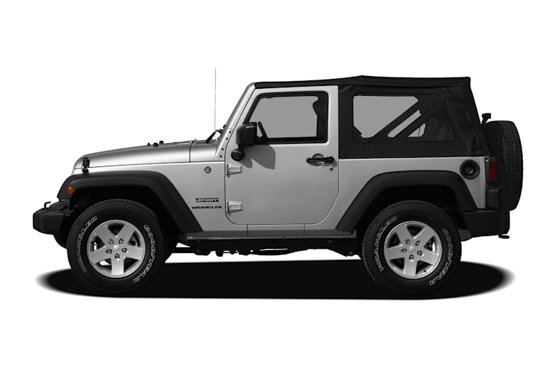 2011 Jeep Wrangler Exterior Photo