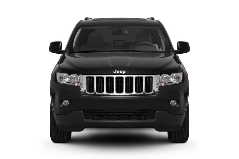 2011 Jeep Grand Cherokee Exterior Photo