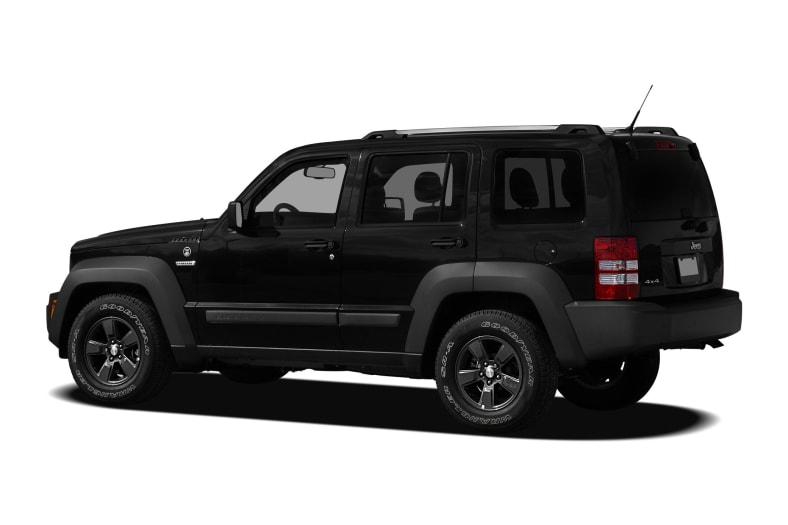 2011 Jeep Liberty Exterior Photo
