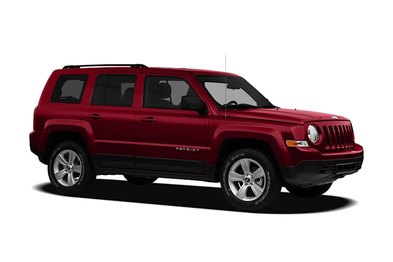 2011 Jeep Patriot Exterior Photo