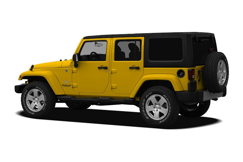 2011 Jeep Wrangler Unlimited Exterior Photo