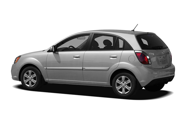 2011 Kia Rio5 Exterior Photo