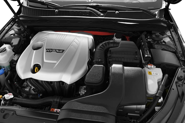 2011 Kia Optima Hybrid Exterior Photo