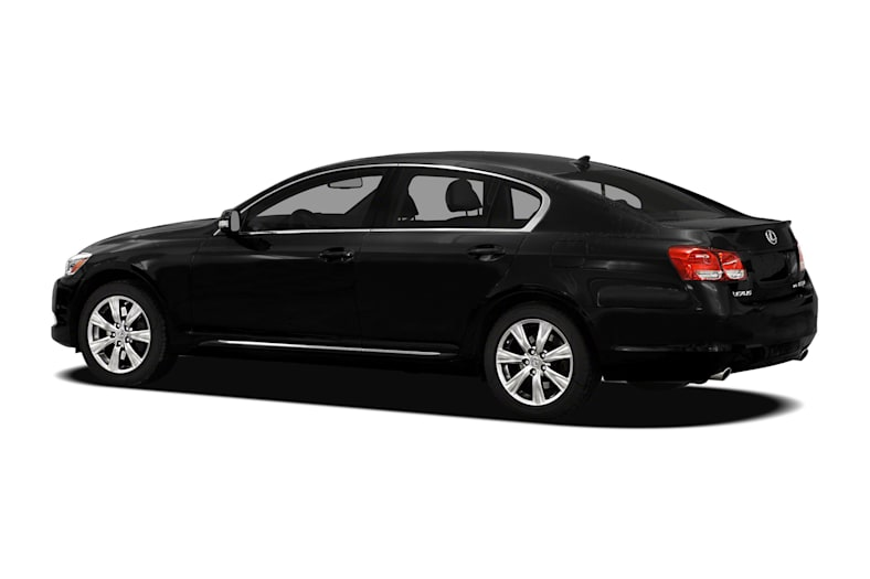 2011 Lexus GS 350 Exterior Photo