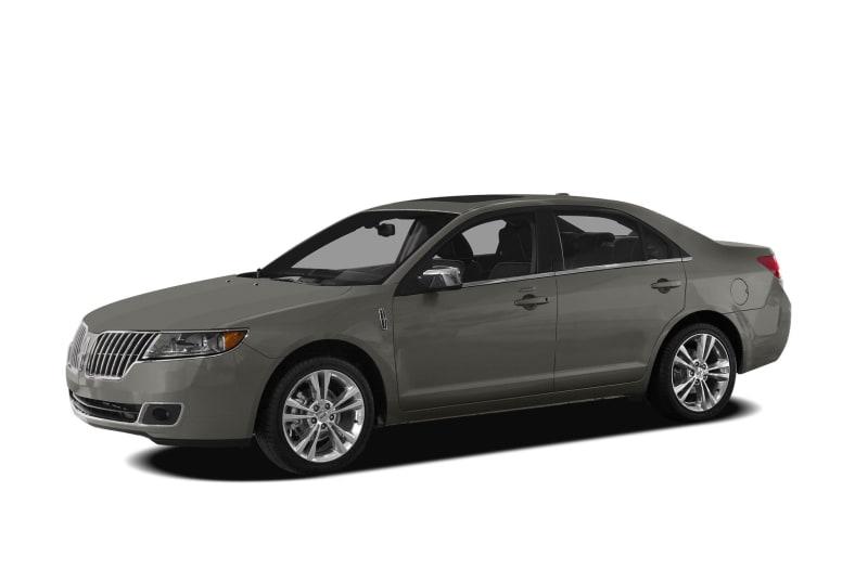 2011 Lincoln MKZ Exterior Photo