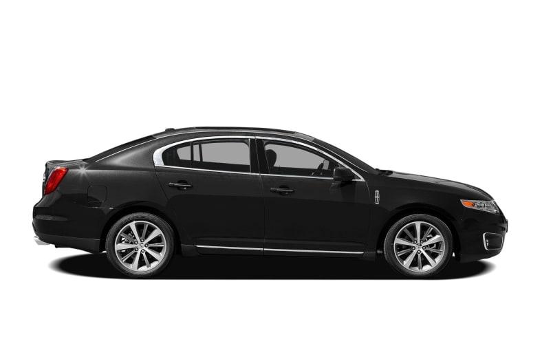 2011 Lincoln MKS Exterior Photo
