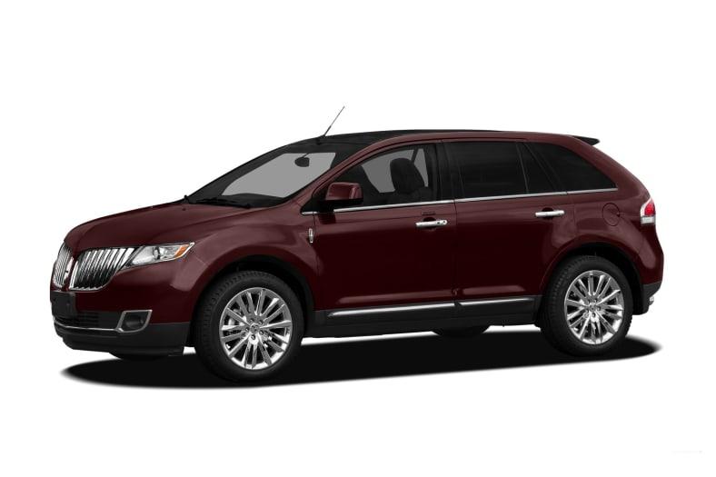 2011 Lincoln MKX Exterior Photo