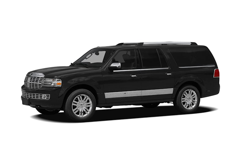 2011 Lincoln Navigator L Exterior Photo