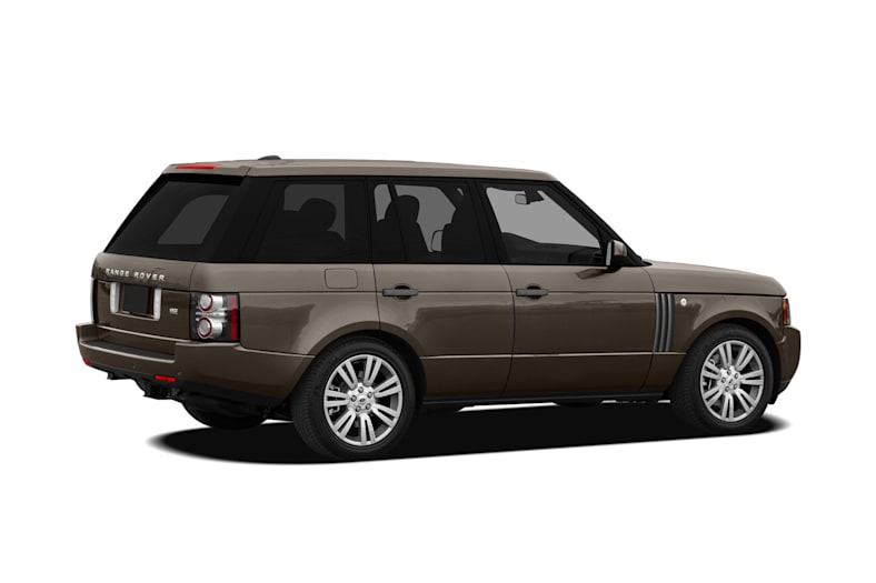 2011 Land Rover Range Rover Exterior Photo