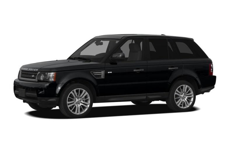2011 Land Rover Range Rover Sport Exterior Photo