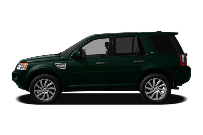 2011 Land Rover LR2 Exterior Photo