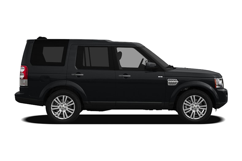 2011 Land Rover LR4 Exterior Photo