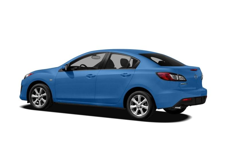 2011 Mazda Mazda3 Exterior Photo