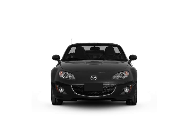 2011 Mazda MX-5 Miata Exterior Photo