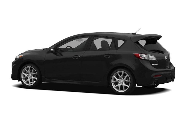 2011 Mazda MAZDASPEED3 Exterior Photo